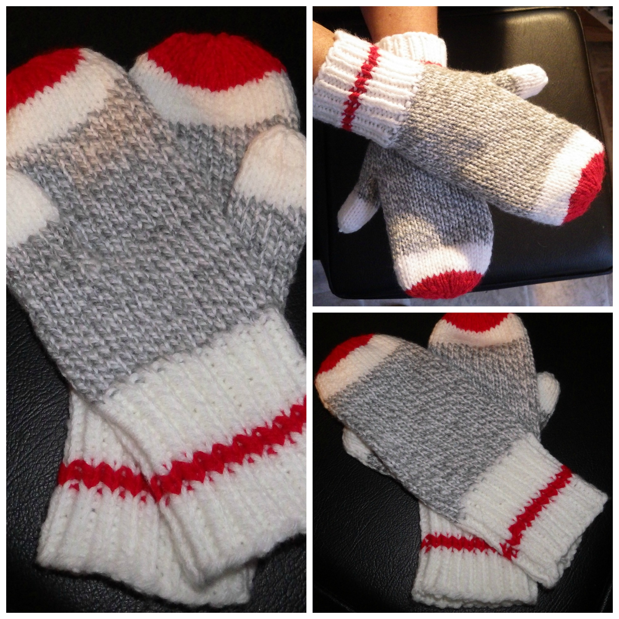 Knitting Pattern For A Sock Monkey : My Mothers Corner